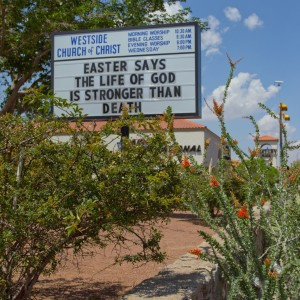 Easter Says